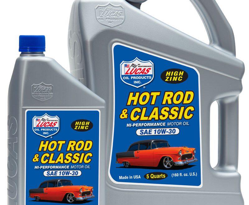 Olio Motore 10w-30 Hot Rod & Classic