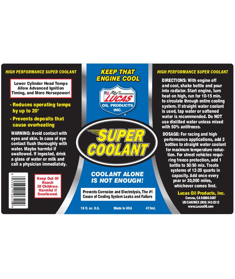 Super Coolant Refrigerante